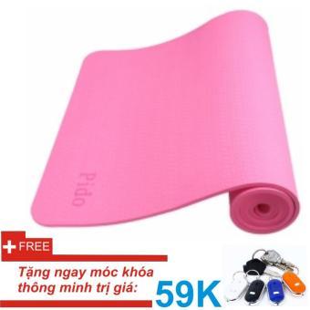 Thảm tập Yoga siêu bền loại dày 10mm TPE (Hồng) Kèm túi đựng+ Móc khóa thông minh - 8629382 , OE680SPAA8TARYVNAMZ-17270148 , 224_OE680SPAA8TARYVNAMZ-17270148 , 335000 , Tham-tap-Yoga-sieu-ben-loai-day-10mm-TPE-Hong-Kem-tui-dung-Moc-khoa-thong-minh-224_OE680SPAA8TARYVNAMZ-17270148 , lazada.vn , Thảm tập Yoga siêu bền loại dày 10mm TP