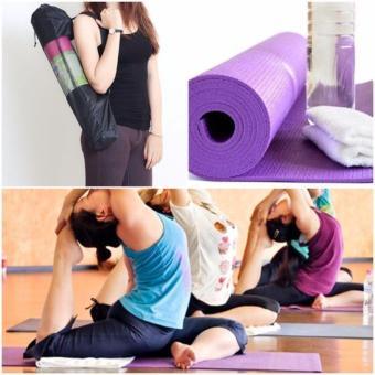 Thảm yoga rẻ bền đẹp RE68 - 2