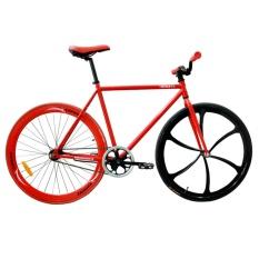 Topbike Fix 1 Lazăng Đỏ