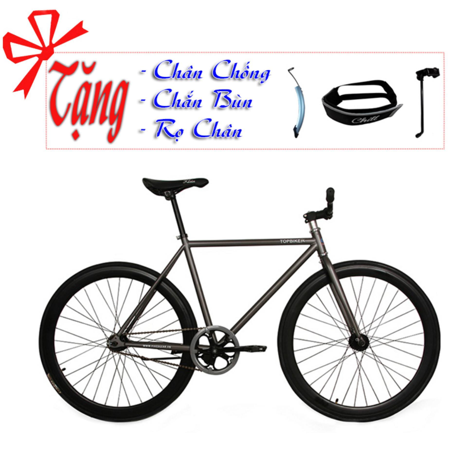 Topbike FX Màu Ghi
