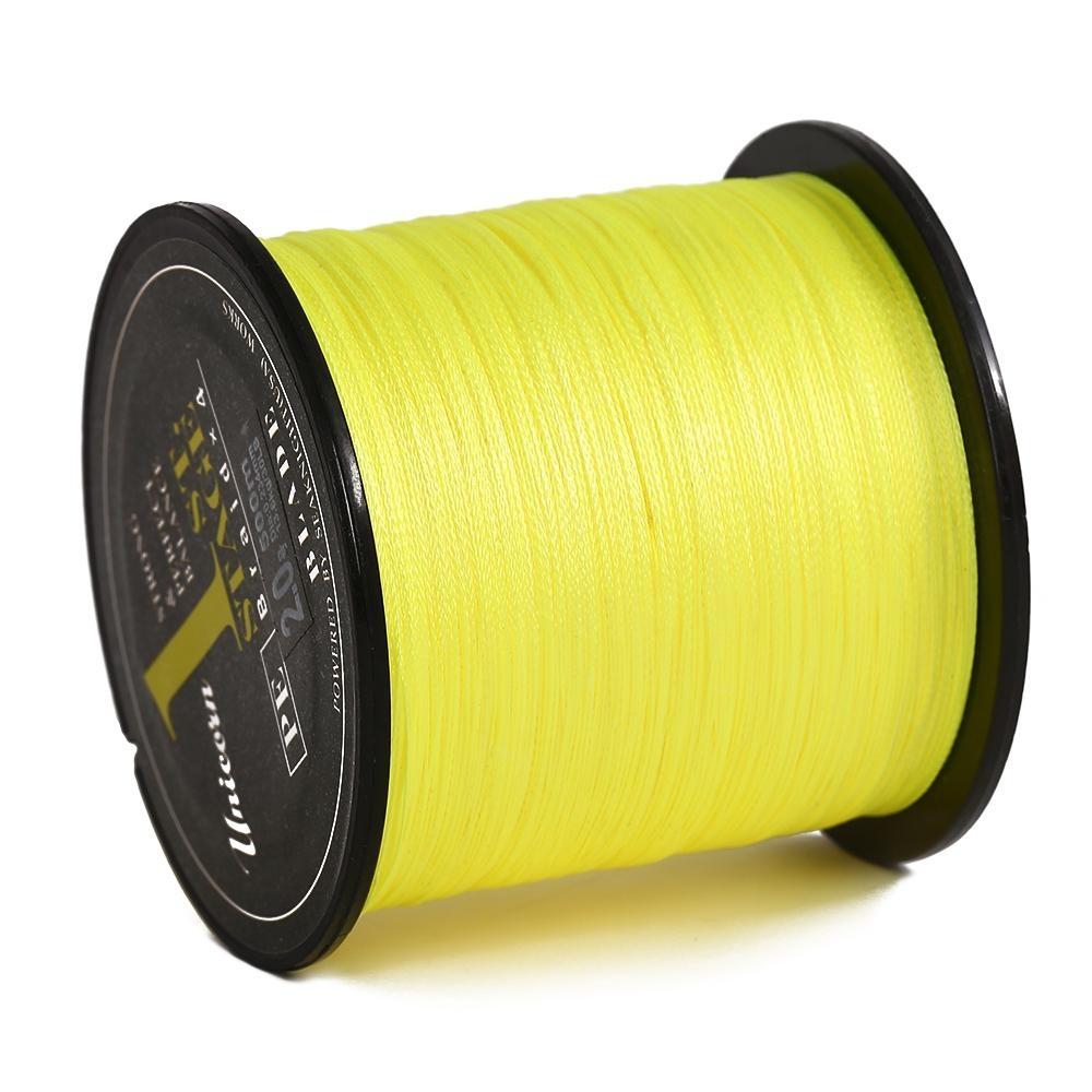 Triposeidon 500M Good Quality 4 Strands PE Braided Fishing Line 0.6- intl .