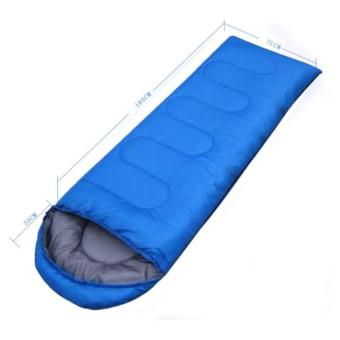Túi Ngủ Du Lịch Tiện Dụng (Xanh Da Trời)
