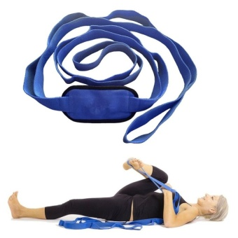 UJS Yoga Stretching Exercise Strap Band With Multiple Griploops - intl - 8627800 , OE680SPAA7V66LVNAMZ-14924215 , 224_OE680SPAA7V66LVNAMZ-14924215 , 545000 , UJS-Yoga-Stretching-Exercise-Strap-Band-With-Multiple-Griploops-intl-224_OE680SPAA7V66LVNAMZ-14924215 , lazada.vn , UJS Yoga Stretching Exercise Strap Band With Mult