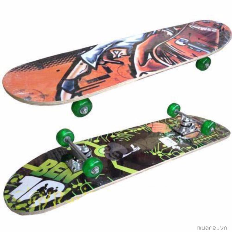 Ván trượt Skateboard cỡ lớn cho bé (Dòng cao cấp đạt chuẩn thi đấu)