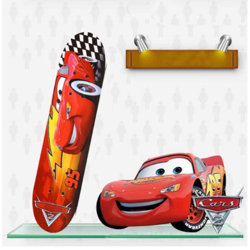 Ván trượt trẻ em Cars- Vương Quốc xe hơi