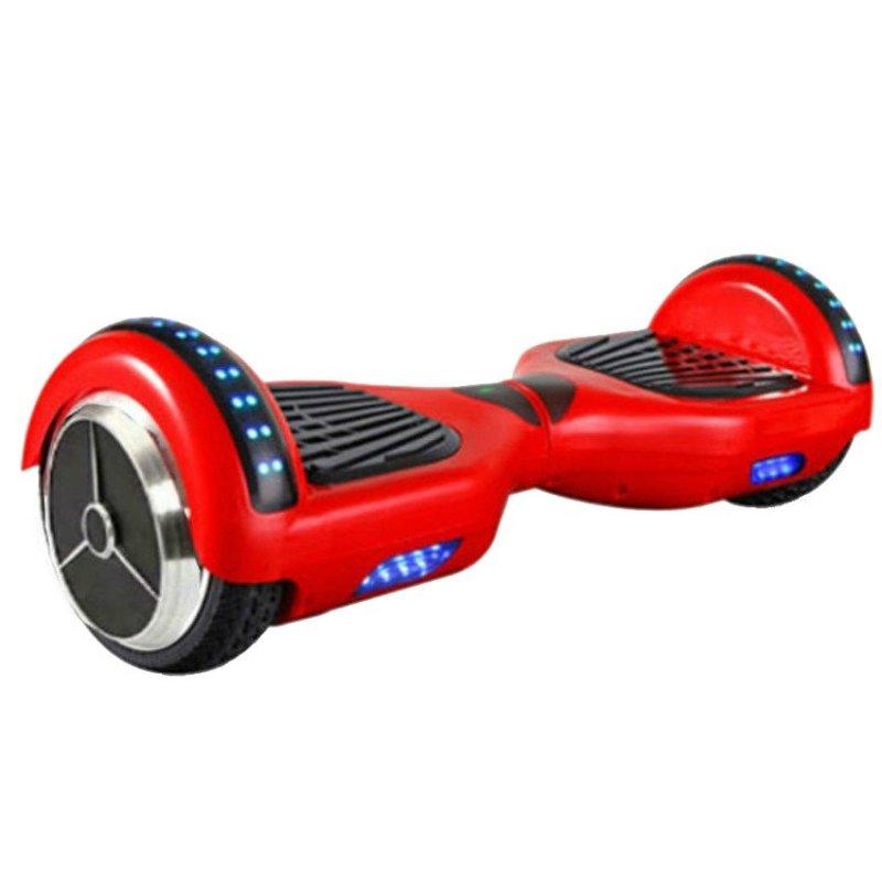 Xe cân bằng thông minh Smart Wheel Balance F2 có Bluetooth (Đỏ) + Tặng 1 túi đựng xe
