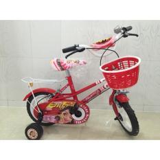 xe đạp chợ lớn 12inch (màu đỏ)