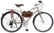 Xe đạp city Giant MOMENTUM INEED 1800 (Kem phối nâu)