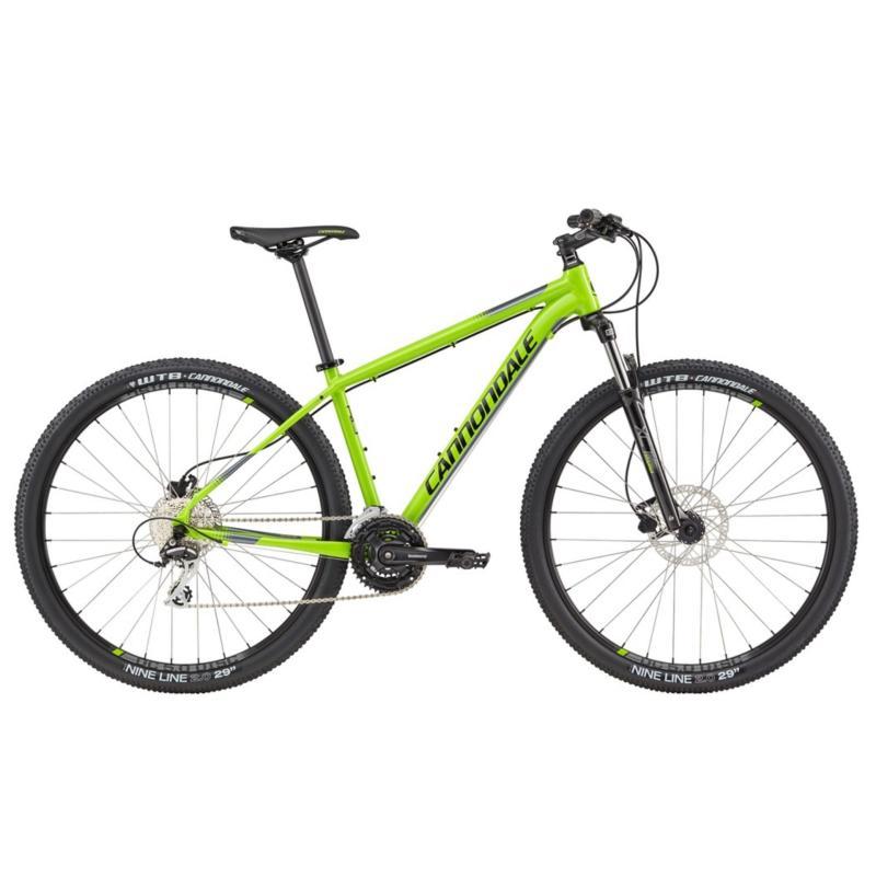 Mua Xe đạp địa hình Cannondale Trail 6 2017 Green