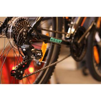 Xe đạp địa hình GIANT Rincon - Size S (Xanh da trời/Xanh lá)