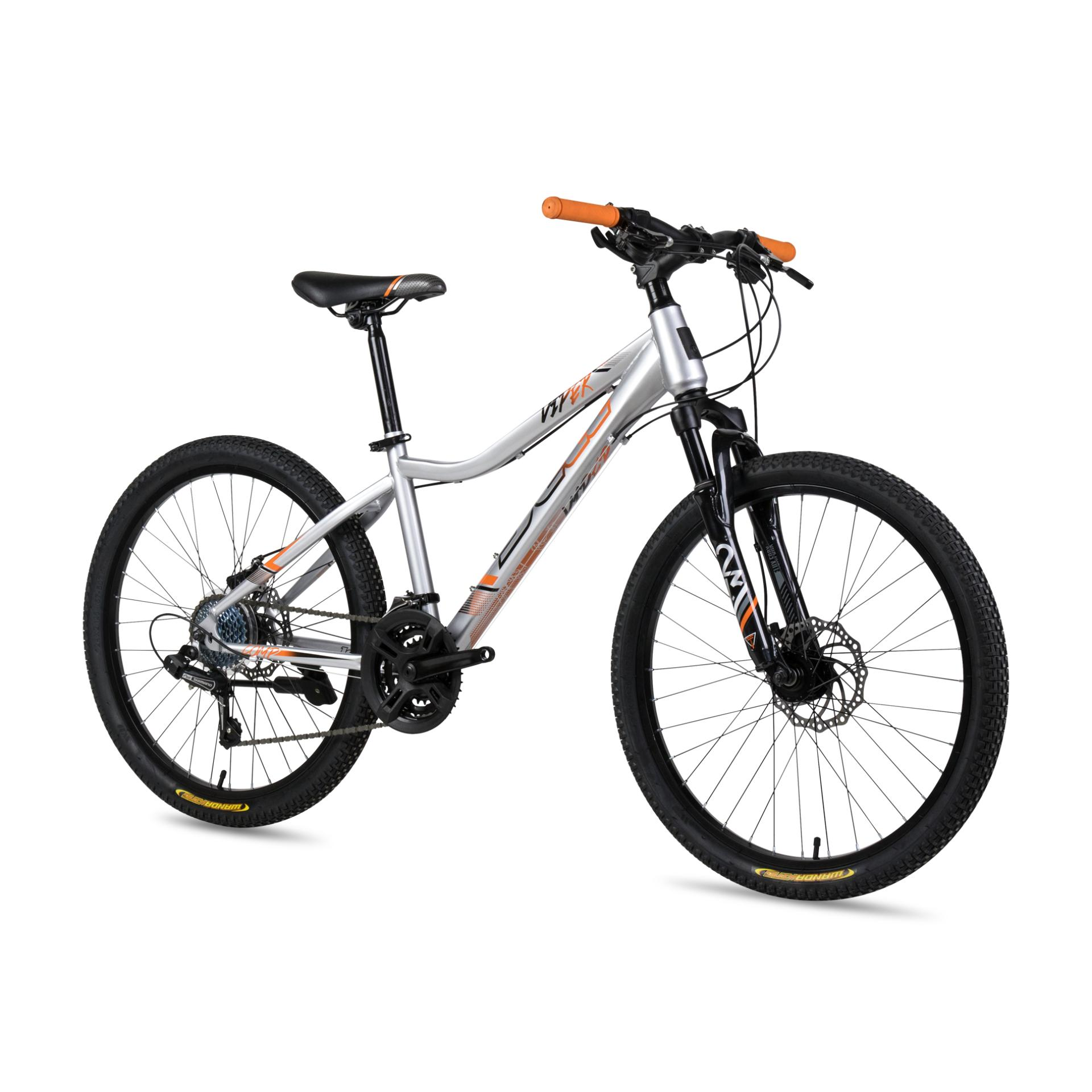 Xe đạp địa hình Jett Viper Comp 2017 (Bạc)