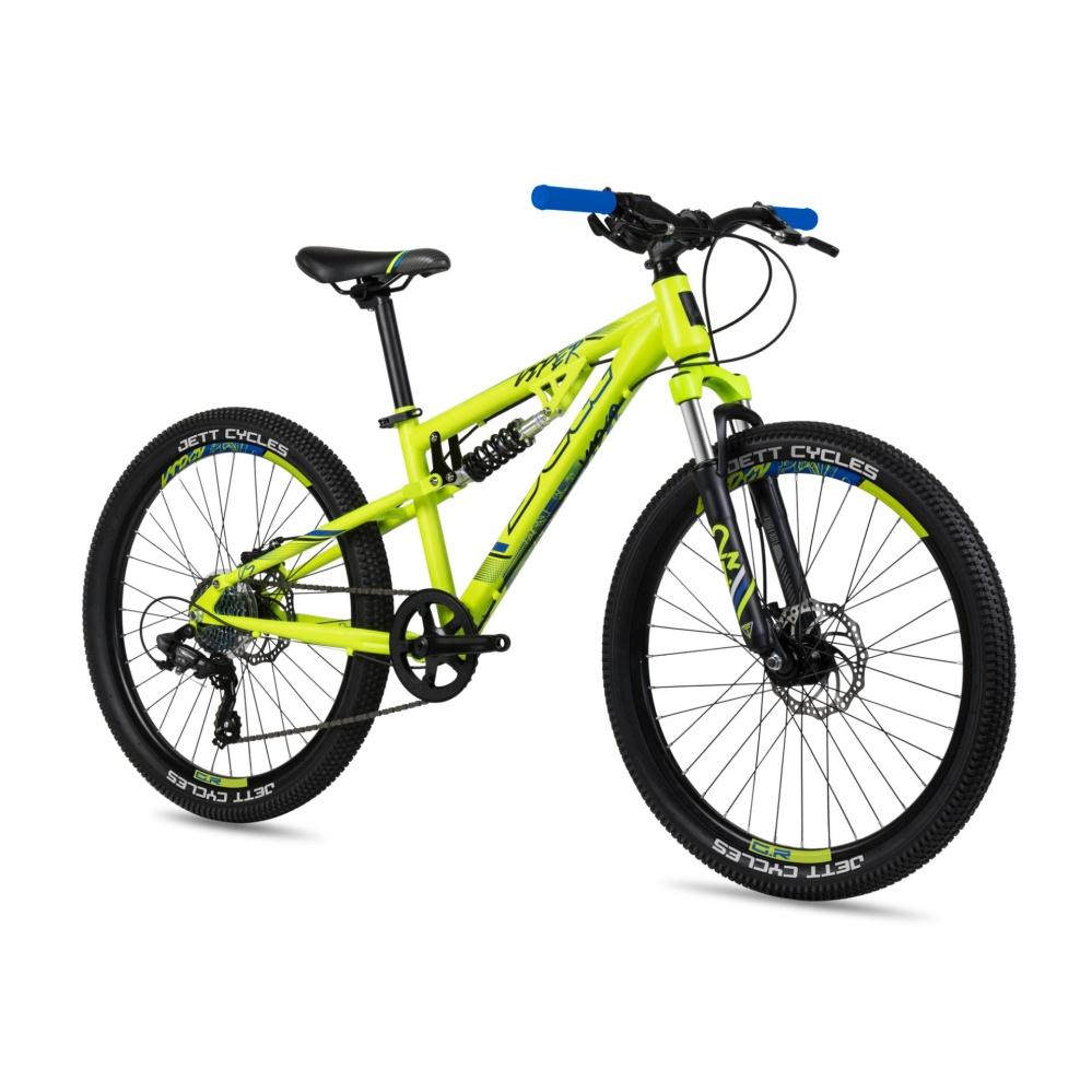 Xe đạp địa hình Jett Viper DS 2017 Xanh lá