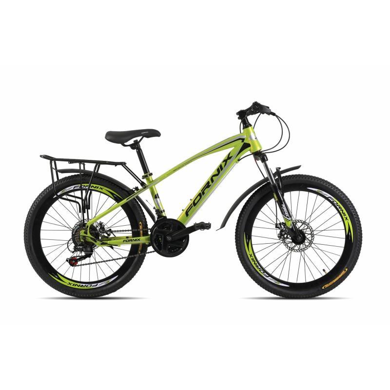 Mua Xe đạp địa hình thể thao Fornix MS50 (xanh lá bạc)