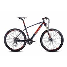 Xe đạp địa hình TRINX TX28 2017 ( Đen cam )