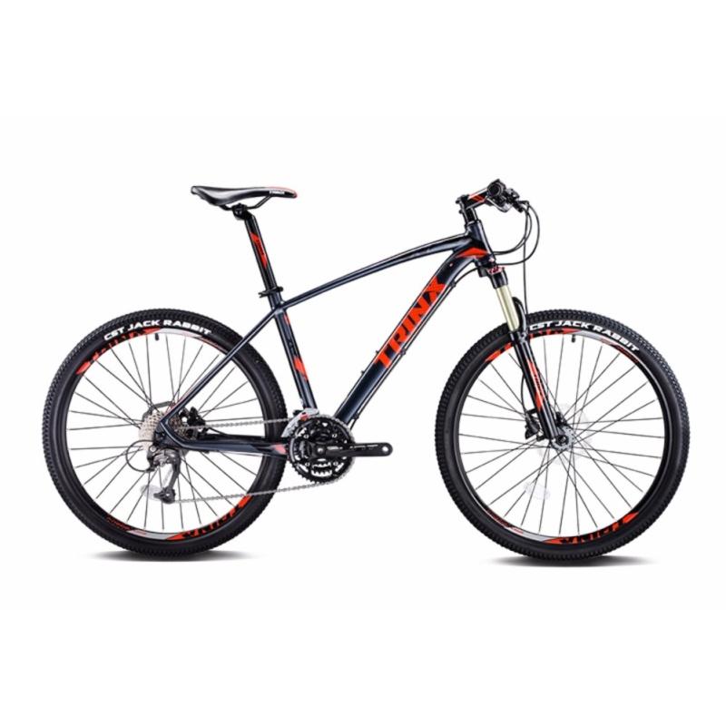 Mua Xe đạp địa hình TRINX TX28 2017 ( Đen cam )