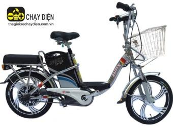 Xe đạp điện Bmx Inox 18inch