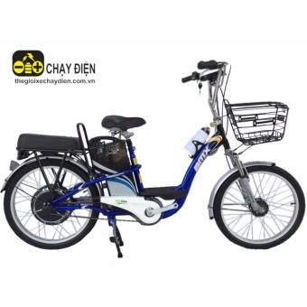 Xe đạp điện BMX khung sơn vành 22
