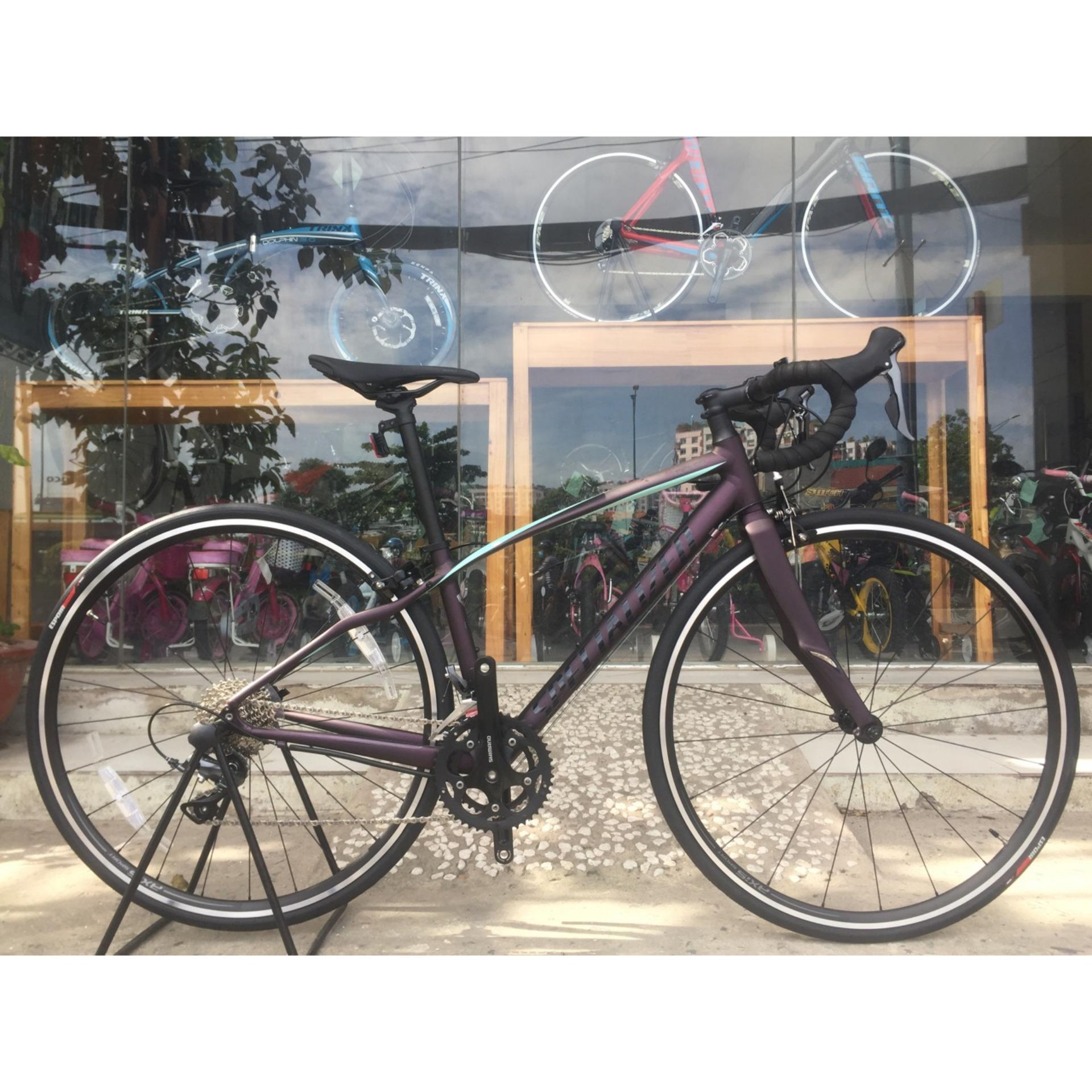 Xe đạp đua Specialized Dolce 2018 BLACK MINT