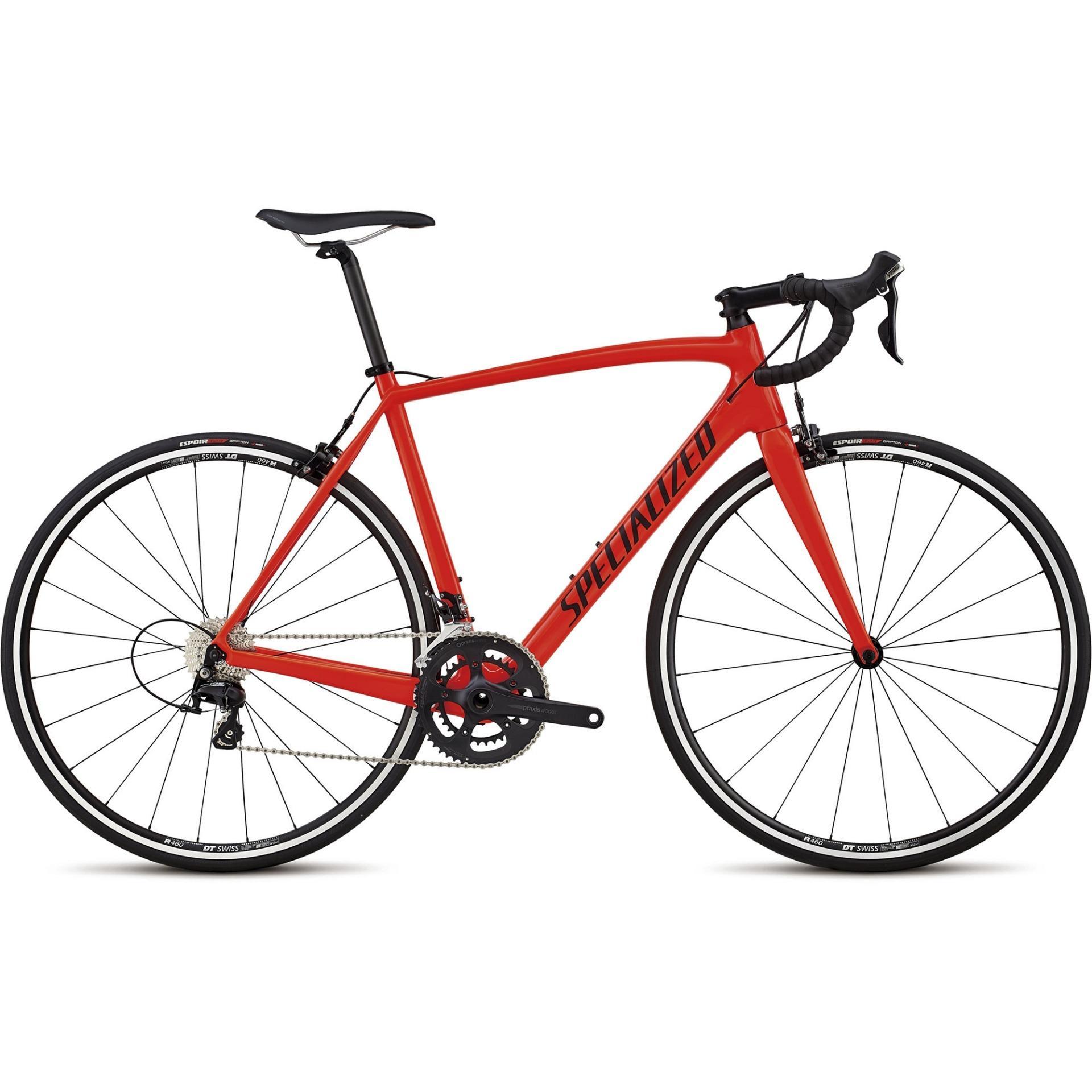Xe đạp đua Specialized Tarmac SL4 Sport 2018 Đỏ