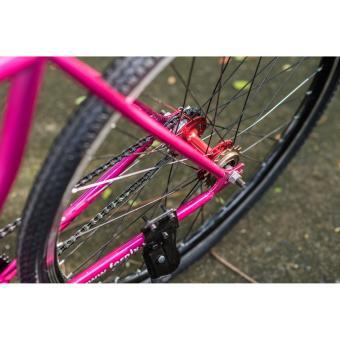 Xe đạp FixedGear, hiệu FURY, mã BF400 ( xanh )