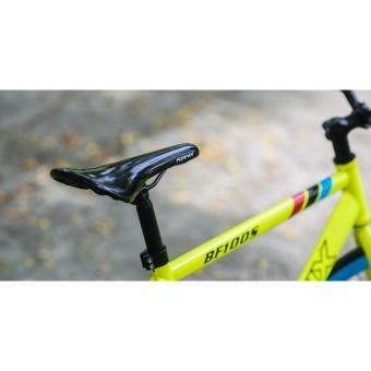 Xe đạp FORNIX FIXEDGEAR, MODEL BF100S ( cam ) + tặng balô nhập khẩu