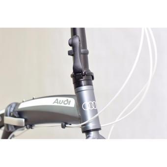 Xe đạp gấp Audi Navigate 5 GRY-8 Speed