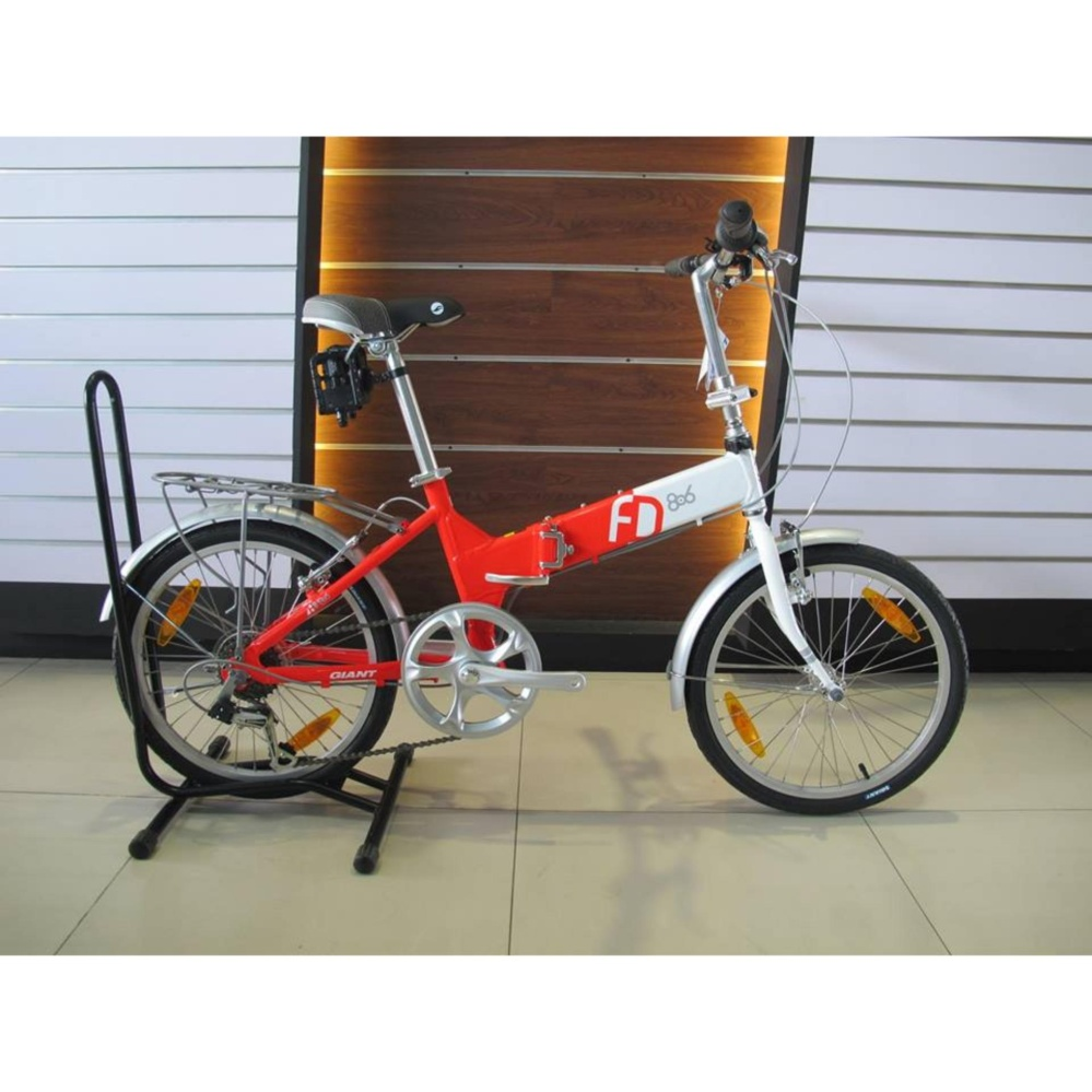 Xe đạp gấp Giant FD-806 2017 (đỏ)
