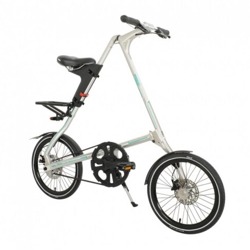 Xe đạp gấp STRiDA SX (Bạc)