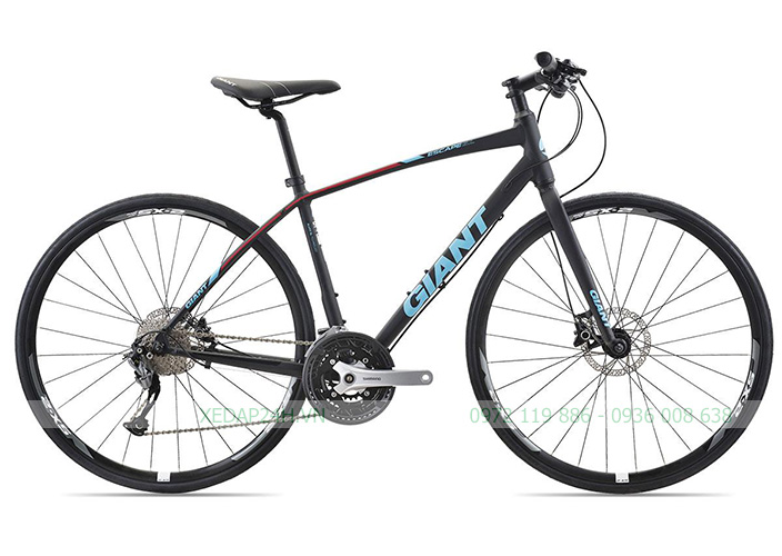 Xe đạp GIANT ESCAPE SL1 2017 (Đen S)