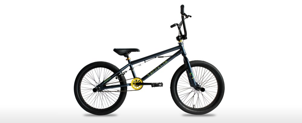 Xe đạp JETT BMX Brooklyn 2015 (Xanh đen)