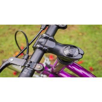 Xe đạp MINI fixedgear BF300 (đỏ) + tặng balô nhập khẩu