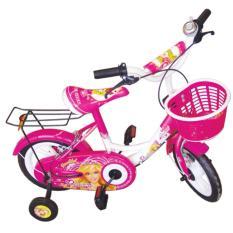 xe đạp nhựa chợ lớn 12inch (màu hồng)