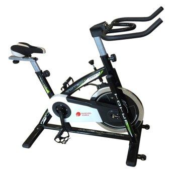 Xe đạp tập thể thao Buheung Korea MK-218 (Đen)