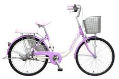 Xe đạp thời trang Asama CB 2402 (Tím)