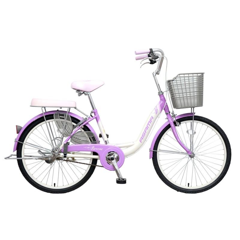 Phân phối Xe đạp thời trang Asama CB 2402 (Tím)
