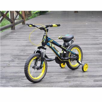 Xe đạp trẻ em Aier 9-16 (Vàng)