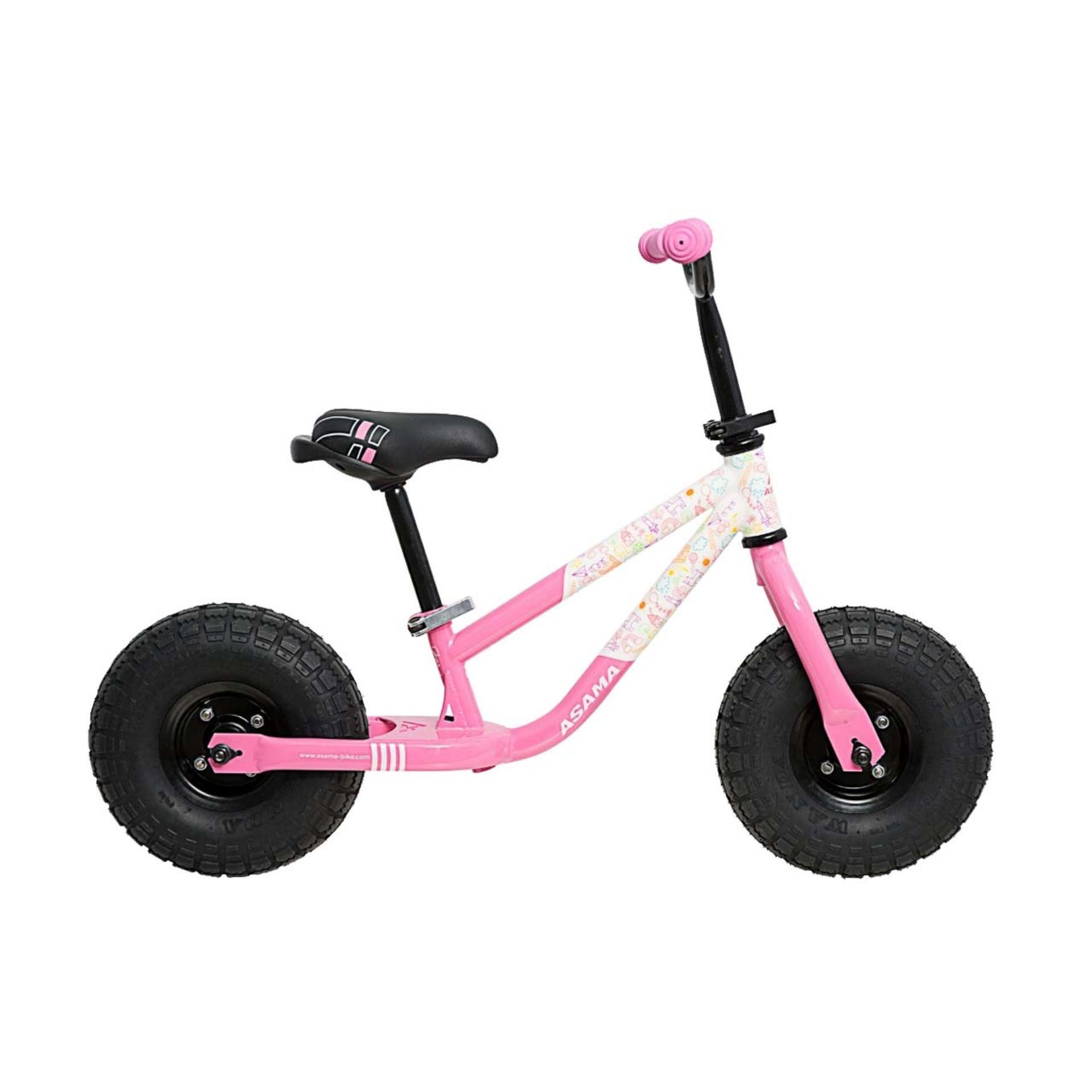 Xe đạp trẻ em Asama KZB 1001 ( Hồng )