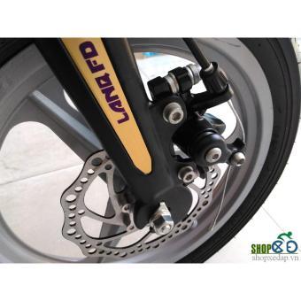 Xe đạp trẻ em LANQ FD1440 2017 (Hồng)