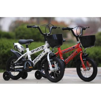Xe đạp trẻ em SPORT 14 inch (Đỏ)