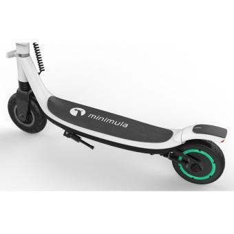 Xe scooter điện MINIMULA EVO WHITE