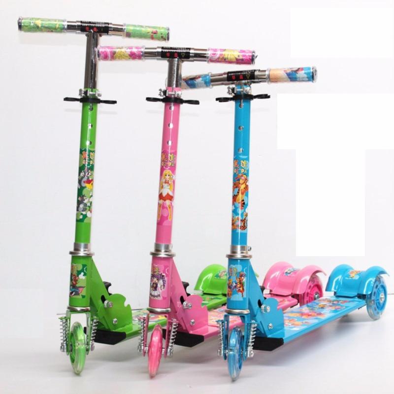 Xe Trượt Scooter Cho Bé 3 Bánh