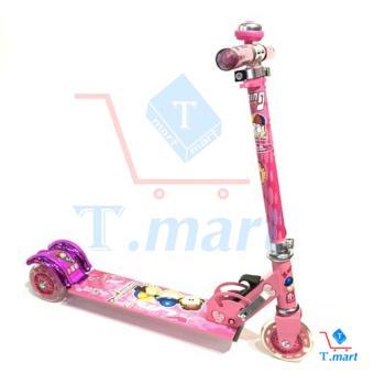 Xe trượt scooter + kính chống bụi