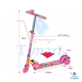 Xe trượt scooter + kính chống bụi VS.1070