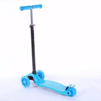 Xe trượt scooter PU Xanh