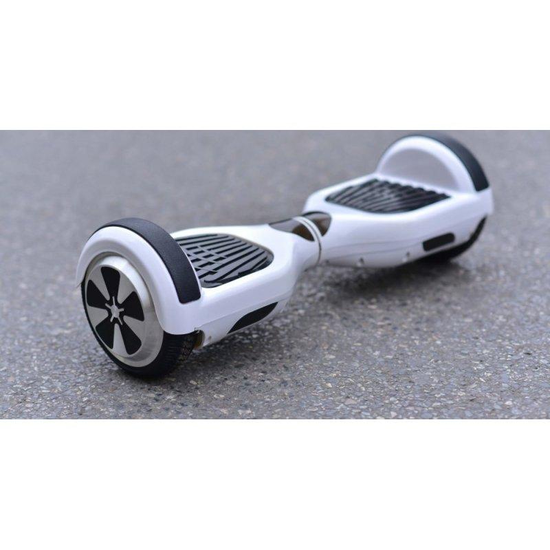 Xe tự cân bằng Hitechnology loại có bluetooth (Trắng)