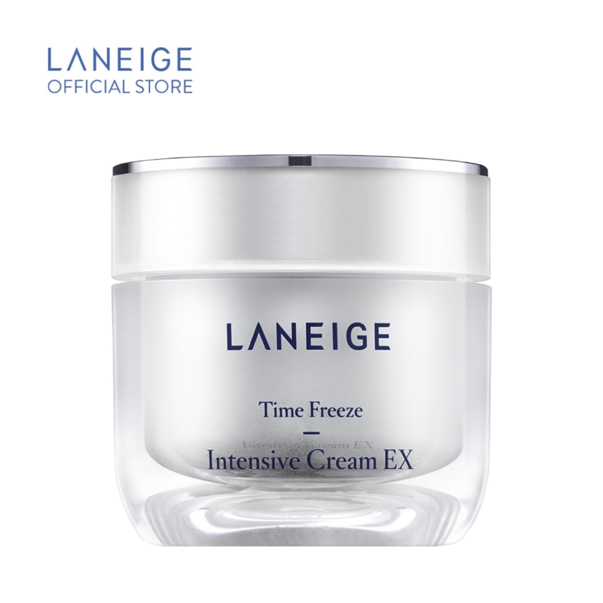 Kem dưỡng ngăn ngừa lão hoá da Laneige Time Freeze Intensive Cream Ex 50ml