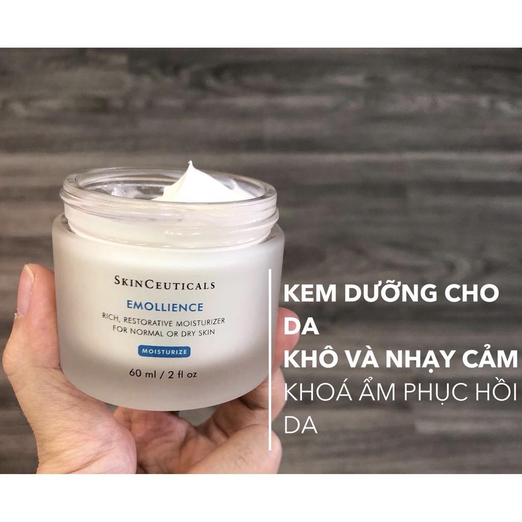 [BẢN MỸ] Kem Dưỡng Cho Da Khô Và Nhạy Cảm Skinceuticals Emollience