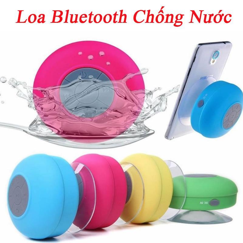Loa Bluetooth Không Dây-Loa bluetooth chống nước-Thiết kế nhỏ gọn, tiện lợi-Chất liệu nhựa Cao cấp, độ bền cao-Chất lượng âm thanh hoàn hảo-Bảo hành 6 tháng bởi SUNGROUP
