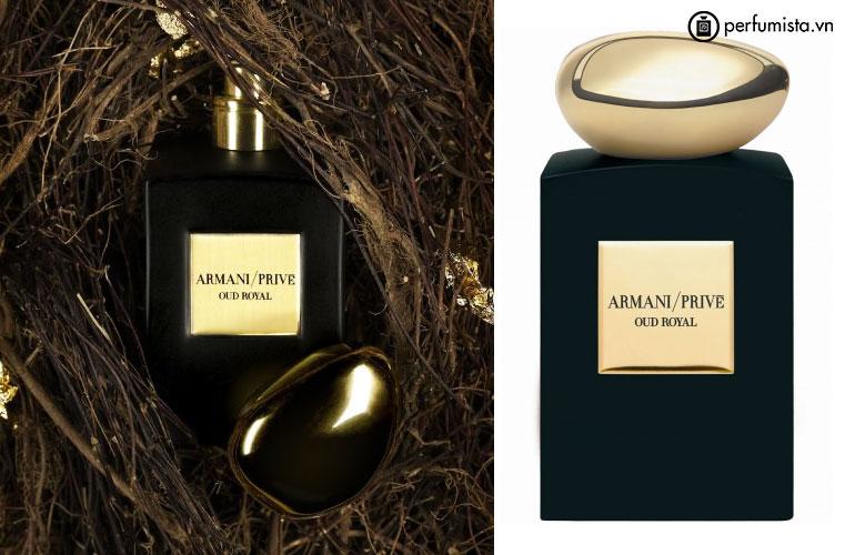 [Chiêt 10ml] Nươc hoa nữ Armani Prive Cuir Noir