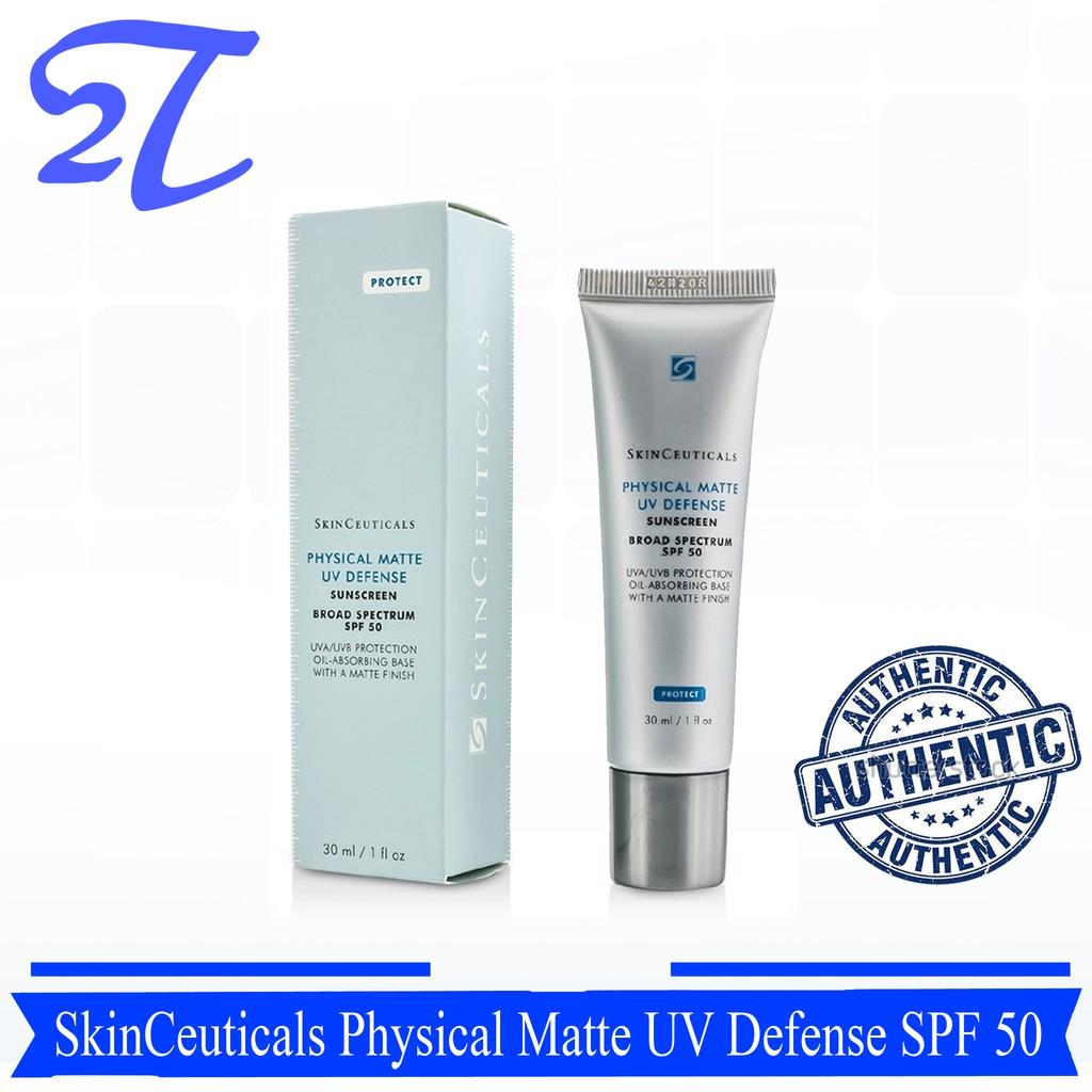 Kem Chống Nắng SkinCeuticals Physical Matte UV Defense SPF 50